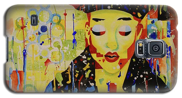 Party Girl Galaxy S5 Case by Cynthia Powell