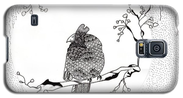 Party Time In Birdville Galaxy S5 Case