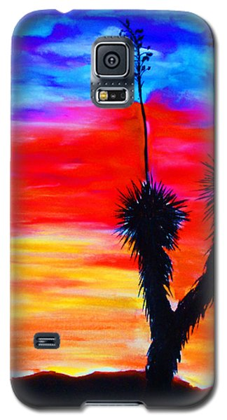 Paso Del Norte Sunset 1 Galaxy S5 Case