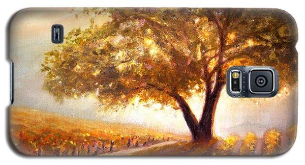 Paso Robles Golden Oak Galaxy S5 Case