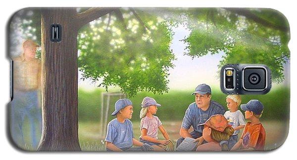 Pass It On - Baseball Galaxy S5 Case