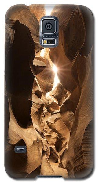 Passage At Antelope Canyon Galaxy S5 Case