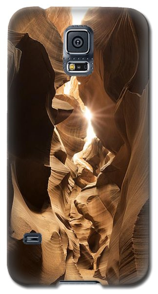 Passage At Antelope Canyon Galaxy S5 Case
