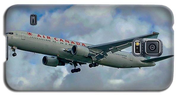 Passenger Jet Plane Galaxy S5 Case