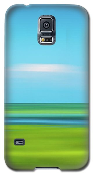 Passing Cloud Galaxy S5 Case