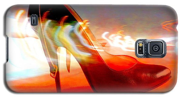Galaxy S5 Case featuring the photograph Passion For Heels by Don Pedro De Gracia