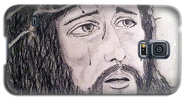 Passion Of Christ Galaxy S5 Case