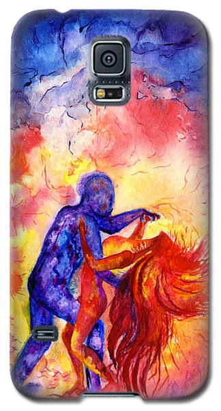 Passion On The Dance Floor Galaxy S5 Case