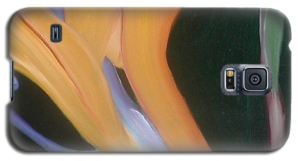 Passion Unfolding 2 Galaxy S5 Case by Lori Jacobus-Crawford