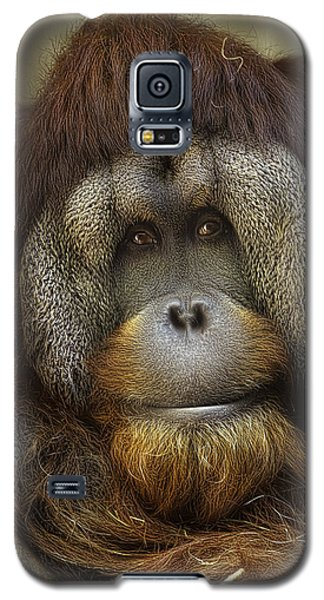Galaxy S5 Case featuring the photograph Passive by Cheri McEachin