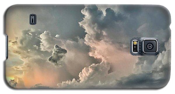 Pastel Clouds Galaxy S5 Case by Walt Foegelle