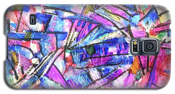 Pastel Kaleidoscope Galaxy S5 Case