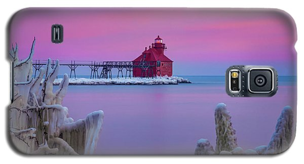 Pastel Lighthouse Galaxy S5 Case