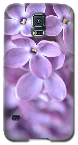 Pastel Lilacs Galaxy S5 Case