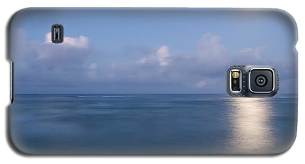 Pastel Moonset Galaxy S5 Case