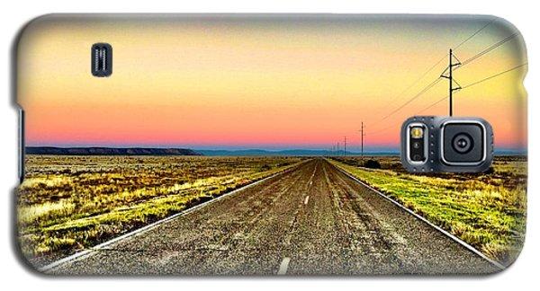 Pastel Morning Galaxy S5 Case