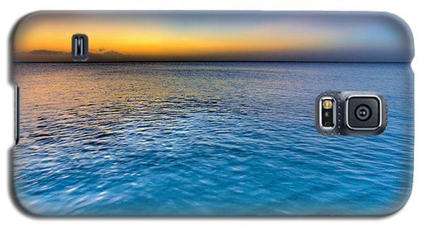 Pastel Ocean Galaxy S5 Case