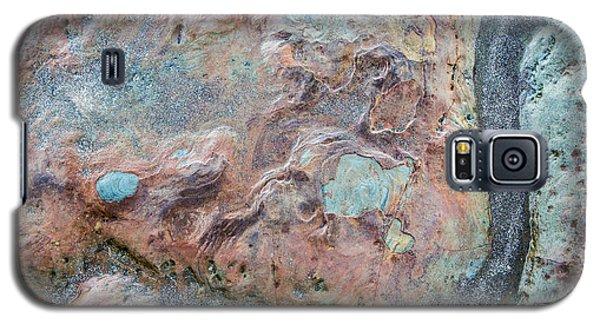 Pastel Rock Patterns Galaxy S5 Case