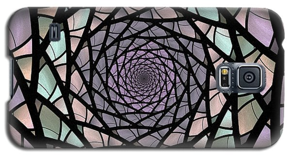Pastel Stained Glass  Galaxy S5 Case
