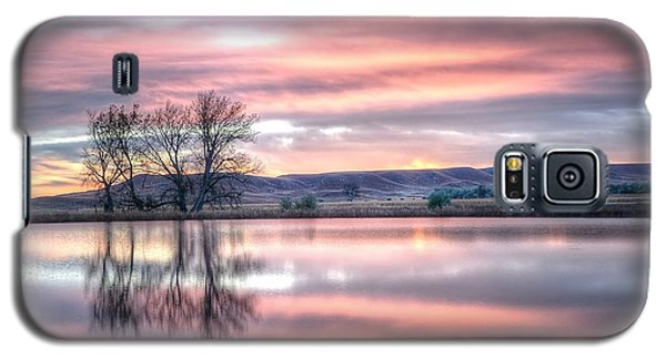 Pastel Sunrise Galaxy S5 Case