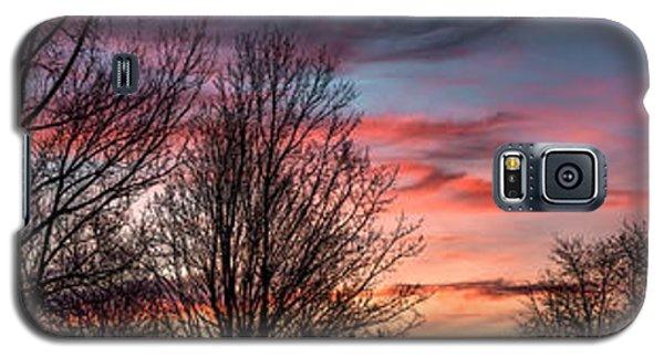 Pastel Sunrise Galaxy S5 Case