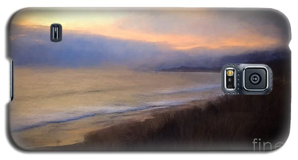 Galaxy S5 Case featuring the photograph Pastel Sunset by John A Rodriguez