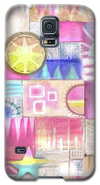 Pastel Symmetry Galaxy S5 Case