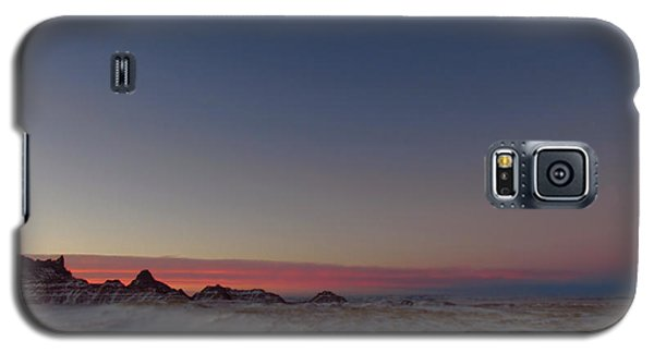 Pastel Winter Galaxy S5 Case