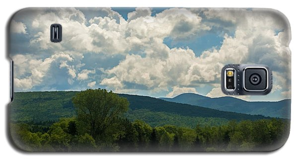 Pastoral Landscape With Mountains Galaxy S5 Case