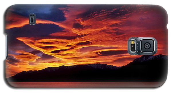 Patagonian Sunrise Galaxy S5 Case