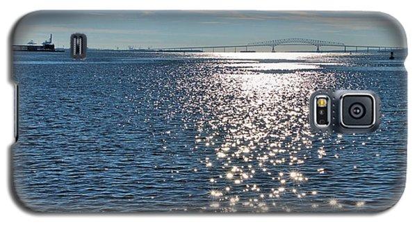 Patapsco River  Galaxy S5 Case by Steven Richman