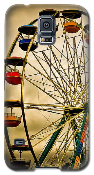 Patch Of Blue Galaxy S5 Case by Bob Orsillo
