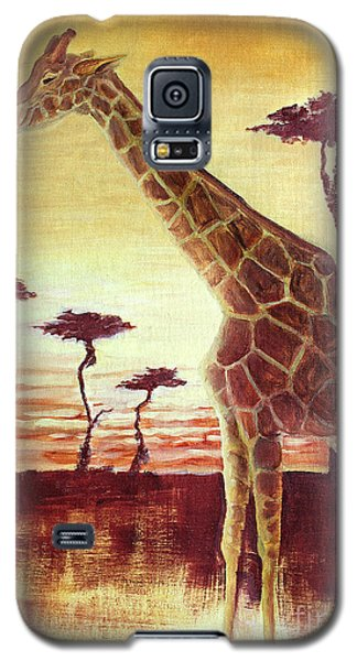 Patches Galaxy S5 Case