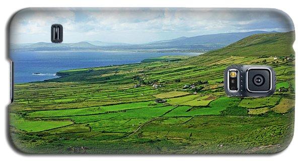 Patchwork Landscape Galaxy S5 Case