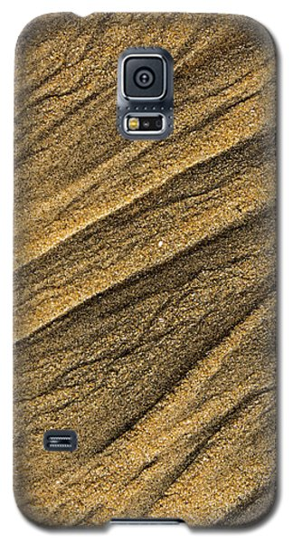 Paterns In The Sand Galaxy S5 Case