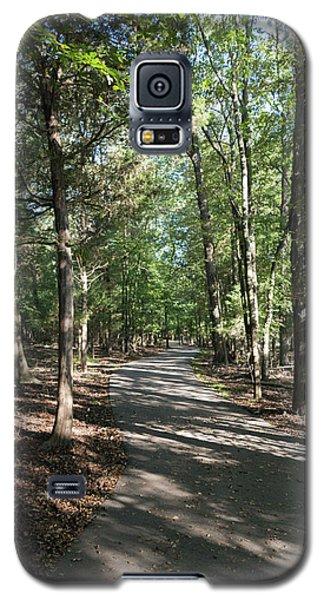 Path Around Lake Galaxy S5 Case