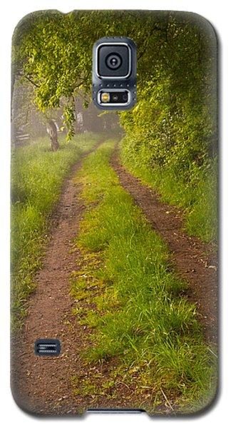 Path From Bullock Lake Galaxy S5 Case