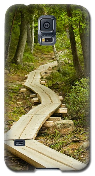 Path Into Unknown Galaxy S5 Case by Sebastian Musial