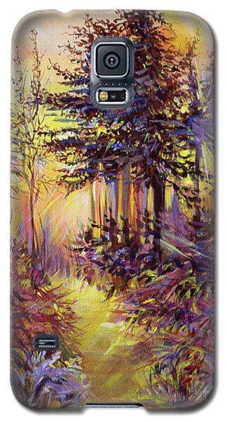 Path Of Illusions Galaxy S5 Case