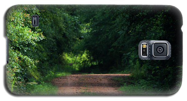 Galaxy S5 Case featuring the photograph Path Of Light Horizontal by Shelby Young