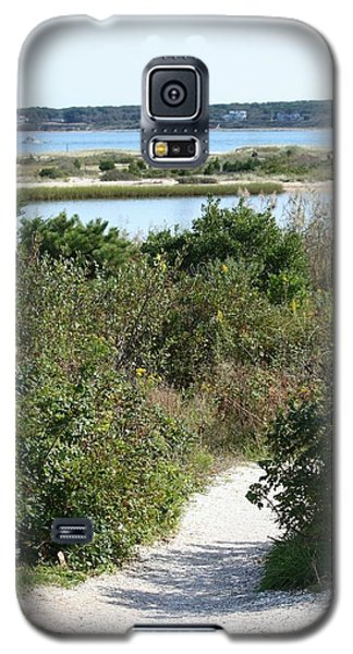 Path To Edgartown Lighthouse Galaxy S5 Case