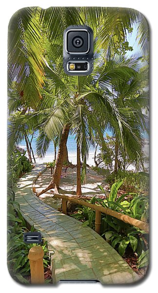 Path To Paradise Galaxy S5 Case