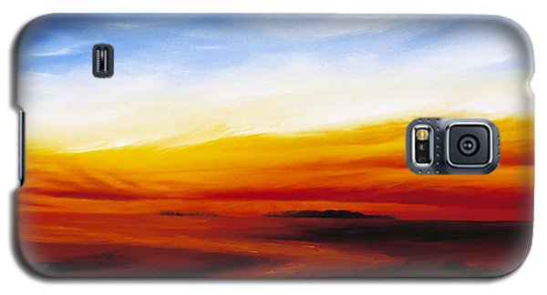 Path To Redemption Galaxy S5 Case by James Christopher Hill