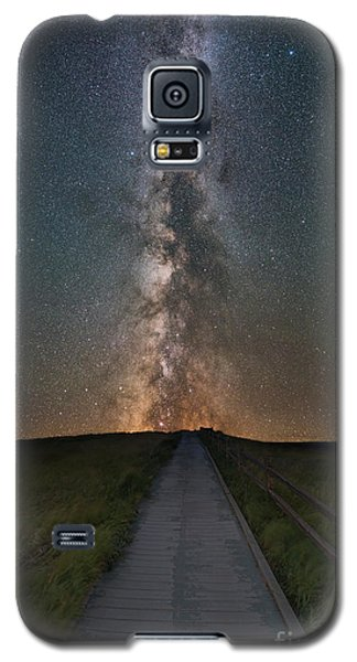 Path To The Stars  Galaxy S5 Case
