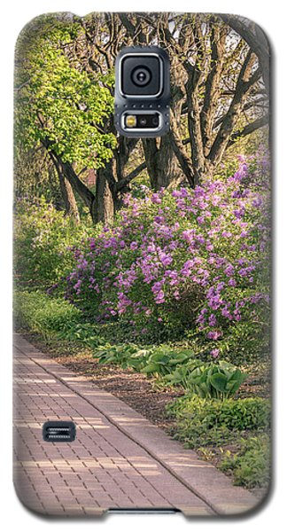 Pathway To Beauty In Lombard Galaxy S5 Case