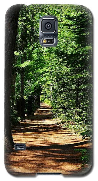 Pathway To Peacefulness Galaxy S5 Case
