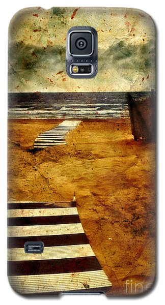 Pathway To The Sea II Galaxy S5 Case
