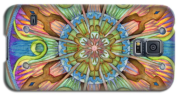Patience Mandala Galaxy S5 Case
