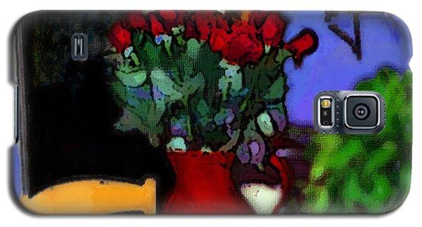Patio Art 2  Galaxy S5 Case