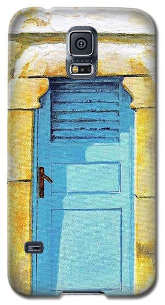 Patmos Door Galaxy S5 Case